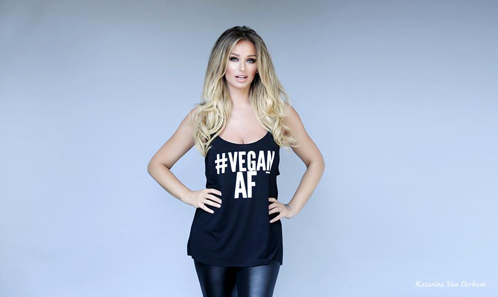 katarina van derham vegan celebrity personality cashmere hair deja jordan slovak vegan fat kit